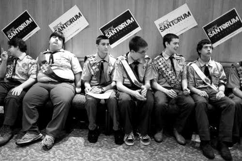 Future Leaders of our country?credit: http://m3foto.tumblr.com